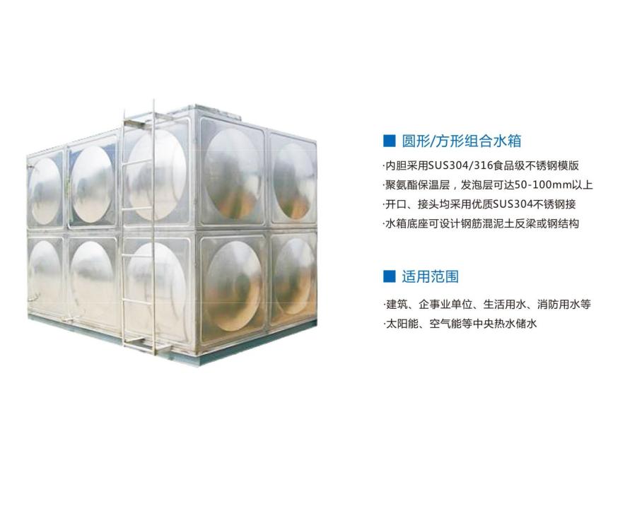 圆形方形组合水xiang